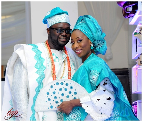 Loveweddingsng Sisi Yemmie Bobo Nigerian Traditional Wedding22