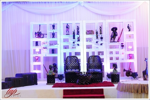 Loveweddingsng Sisi Yemmie Bobo Nigerian Traditional Wedding5
