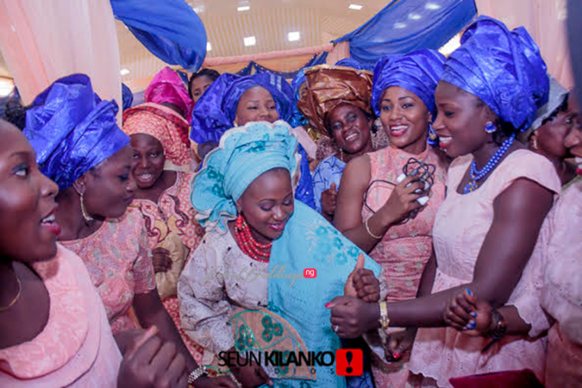 Loveweddingsng Tope and Tola Seun Kilanko Studios43