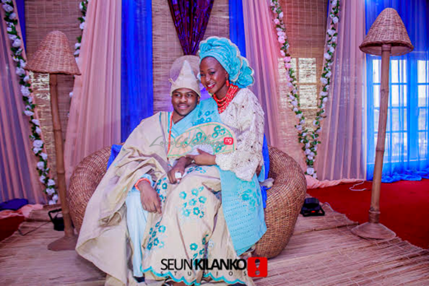 Loveweddingsng Tope and Tola Seun Kilanko Studios57