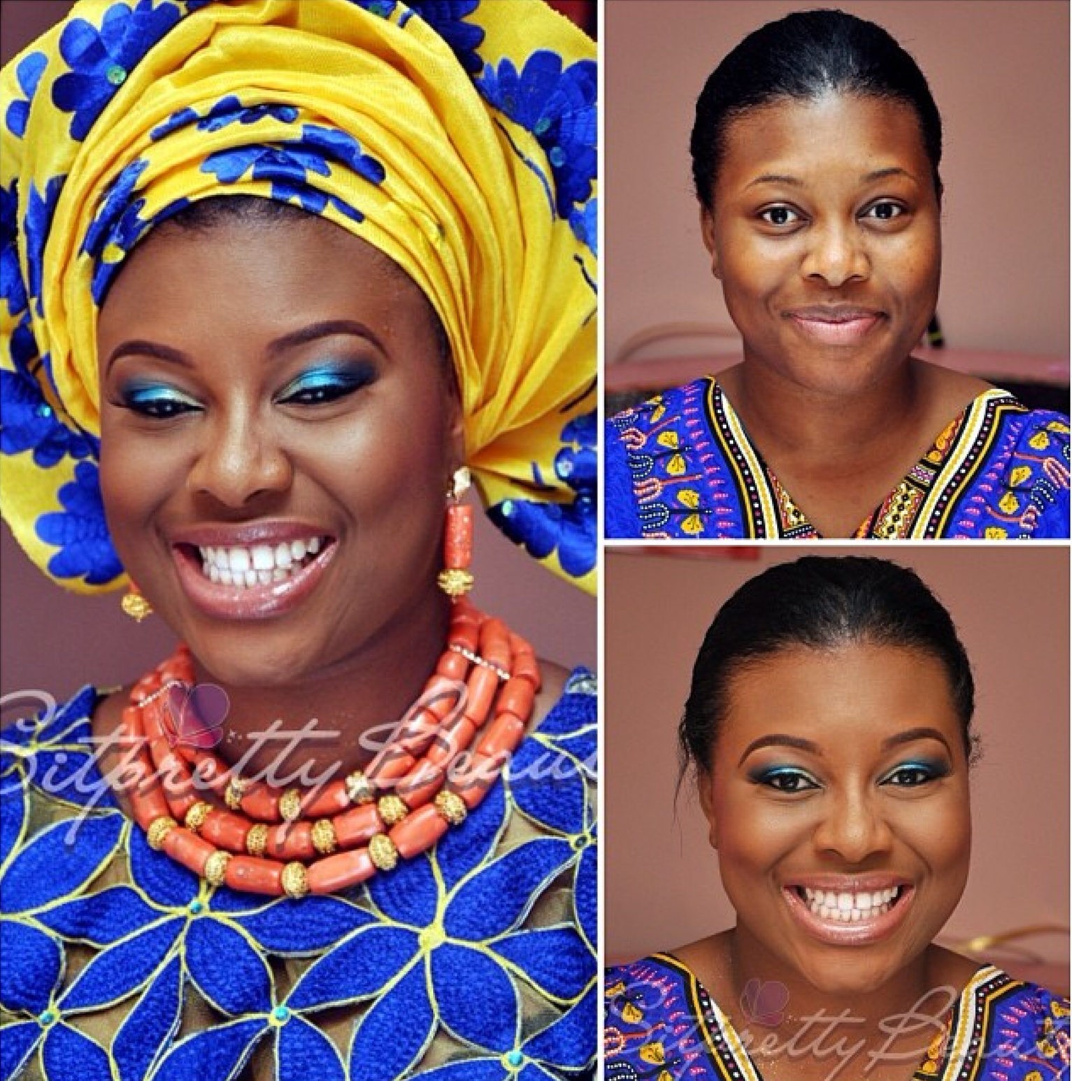 Loveweddingsng Traditional Bridal Looks We Love - Sit Pretty Maverick3
