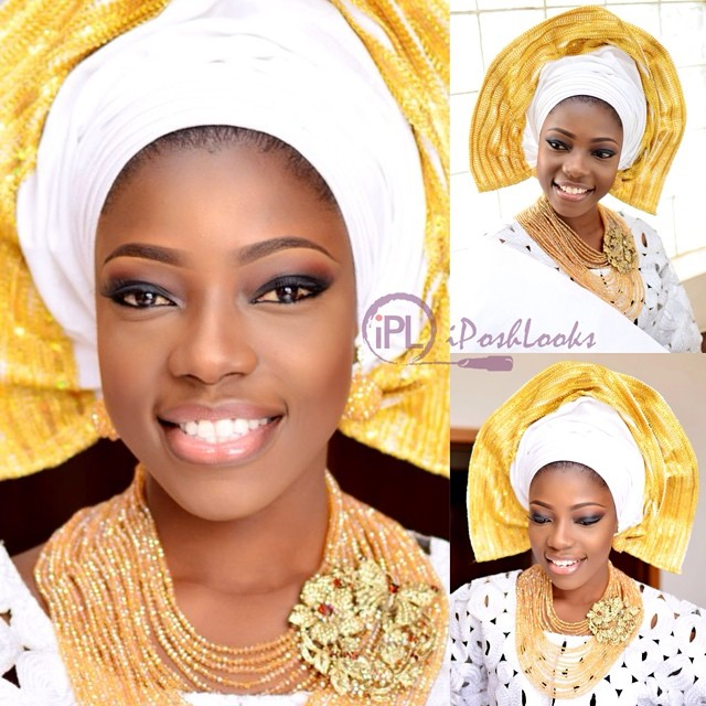 Loveweddingsng Traditional Bride IPosh Looks