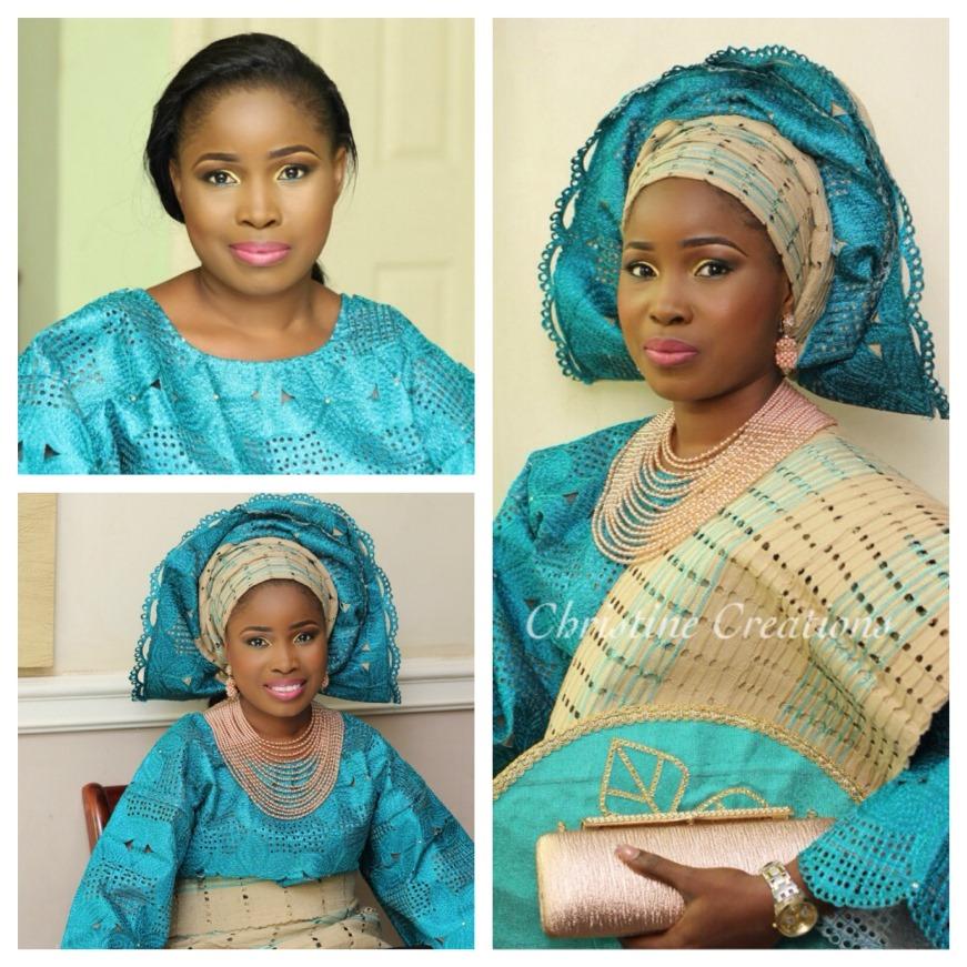 Loveweddingsng Traditional Bride Lamide Christine Creations