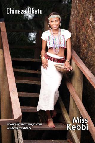 MBGN 2014 Miss Kebbi - Chinaza Ukatu Nigerian Traditional Outfit Loveweddingsng