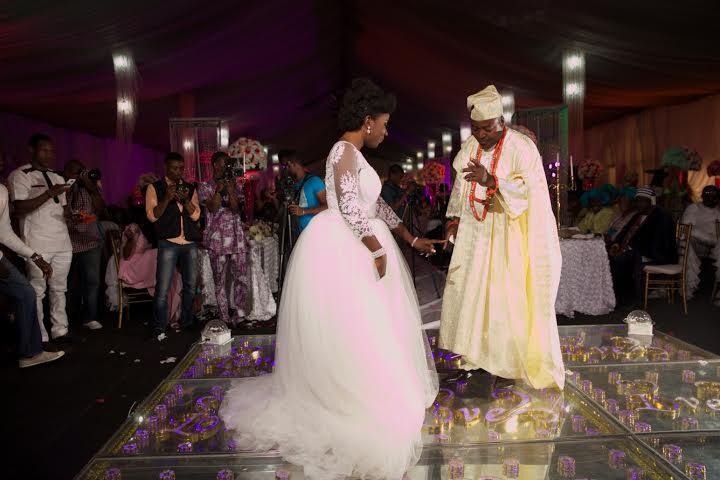 My Big Nigerian Wedding - Sisi Yemmie and Yomi Loveweddingsng23