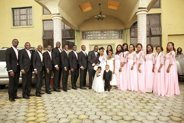 My Big Nigerian Wedding - Sisi Yemmie and Yomi Loveweddingsng31