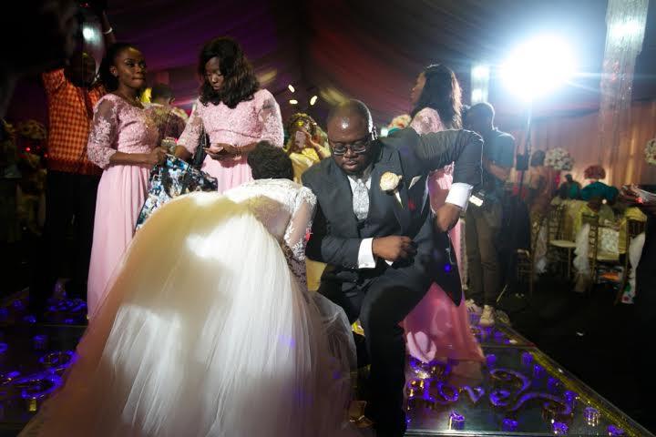 My Big Nigerian Wedding - Sisi Yemmie and Yomi Loveweddingsng45