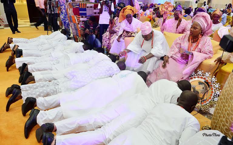 My Big Nigerian Wedding - Sisi Yemmie and Yomi Loveweddingsng72