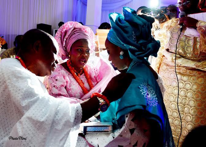 My Big Nigerian Wedding - Sisi Yemmie and Yomi Loveweddingsng75