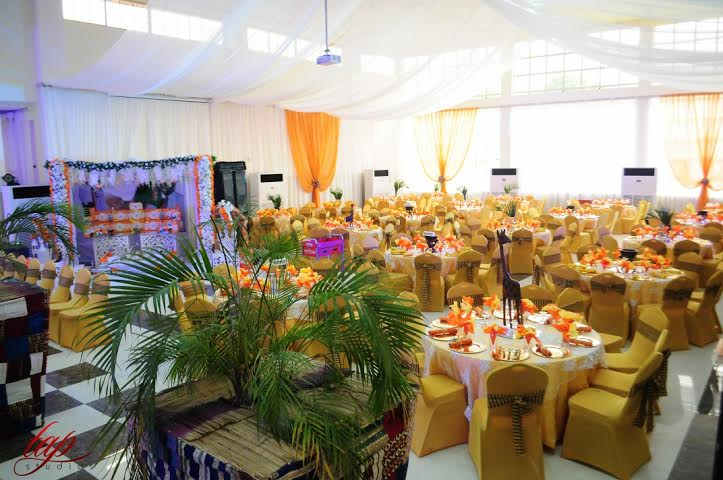 My Big Nigerian Wedding - Sisi Yemmie and Yomi Loveweddingsng87