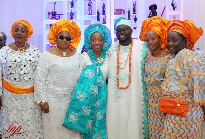My Big Nigerian Wedding - Sisi Yemmie and Yomi Loveweddingsng88