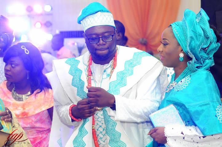 My Big Nigerian Wedding - Sisi Yemmie and Yomi Loveweddingsng90