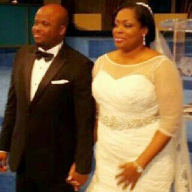 Sinach weds Pastor Joseph Pictures Loveweddingsng1