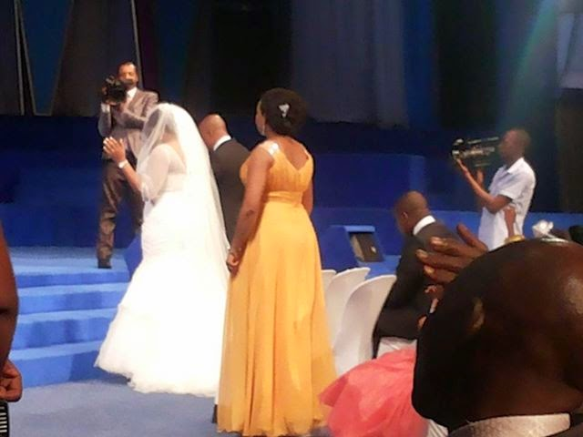 Sinach Weds Pastor Joseph Pictures Loveweddingsng10