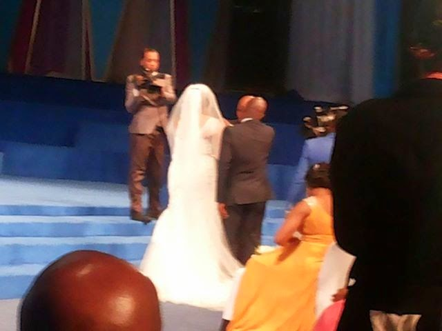 Sinach weds Pastor Joseph Pictures Loveweddingsng11