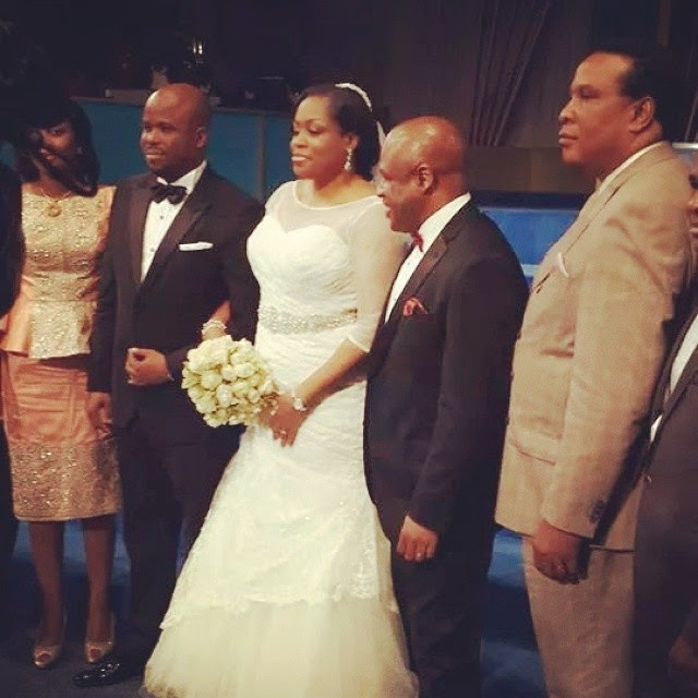 Sinach weds Pastor Joseph Pictures Loveweddingsng3