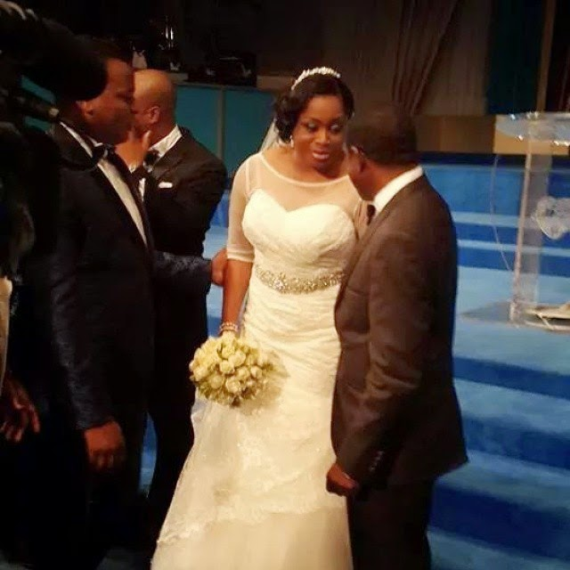 Sinach weds Pastor Joseph Pictures Loveweddingsng4