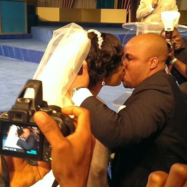 Sinach weds Pastor Joseph Pictures Loveweddingsng5