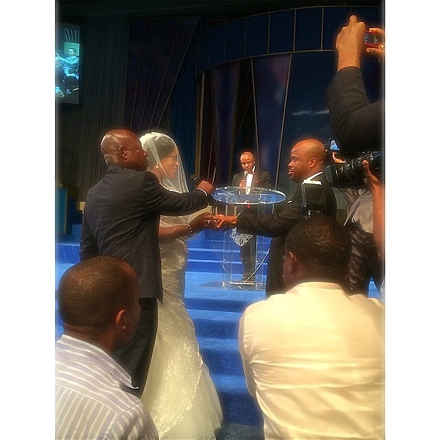 Sinach weds Pastor Joseph Pictures Loveweddingsng7
