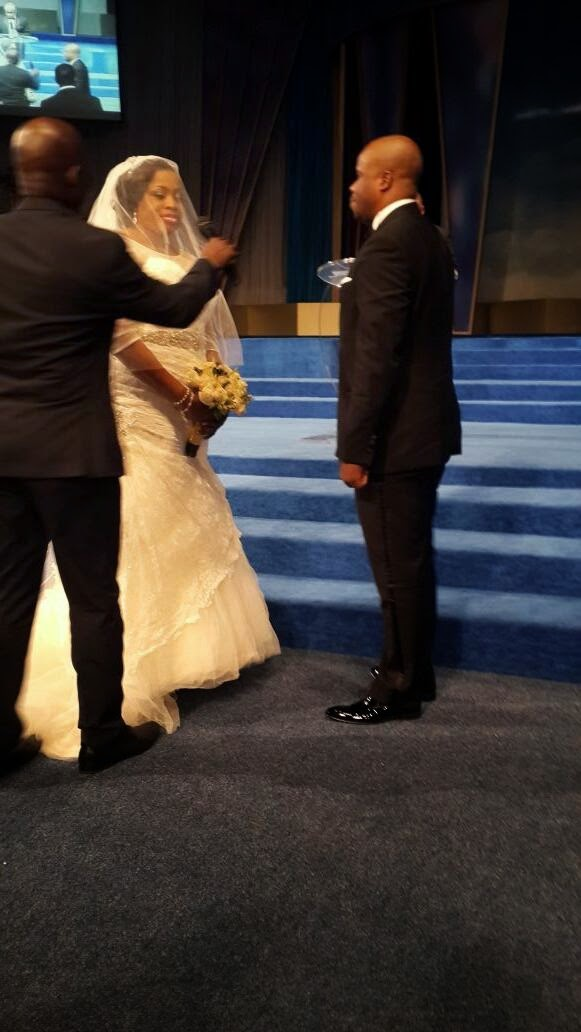 Sinach weds Pastor Joseph Pictures Loveweddingsng9