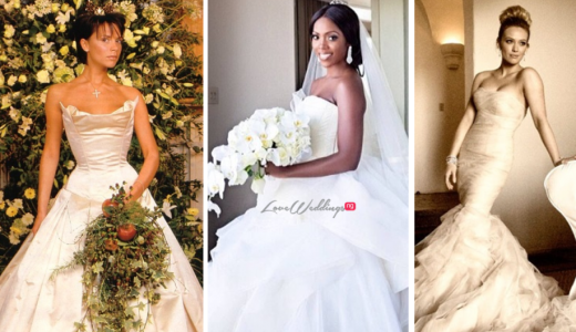 Vera Wang Brides Loveweddingsng feat