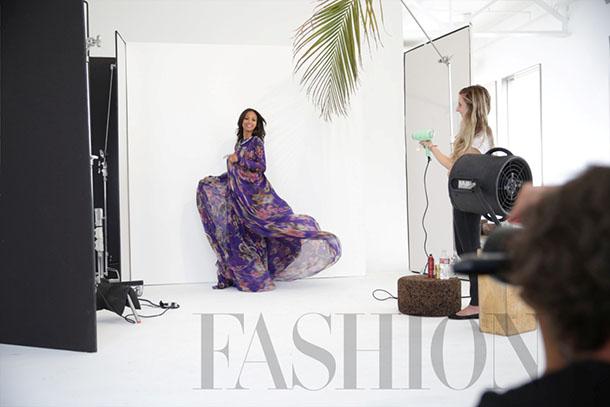 Zoe Saldana Fashion Magazine Cover Loveweddingsng4