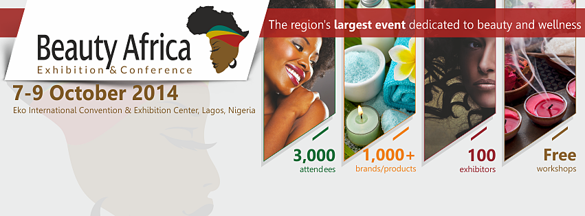 Beauty Africa Exhibition & Conference Loveweddingsng