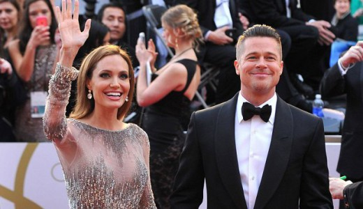 Brad Pitt Angelina Jolie Married Loveweddingsng14