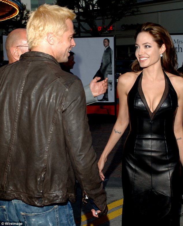 Brad Pitt Angelina Jolie Married Loveweddingsng4