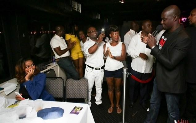 Chris Attoh Damilola Adegbite Loveweddingsng13