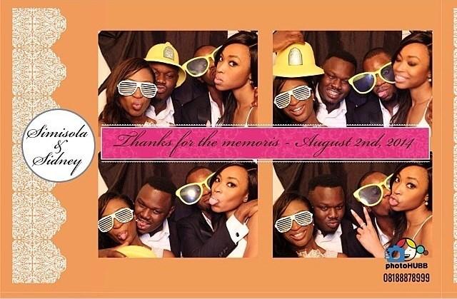 Dr Sid Simi Osomo White Wedding Loveweddingsng18