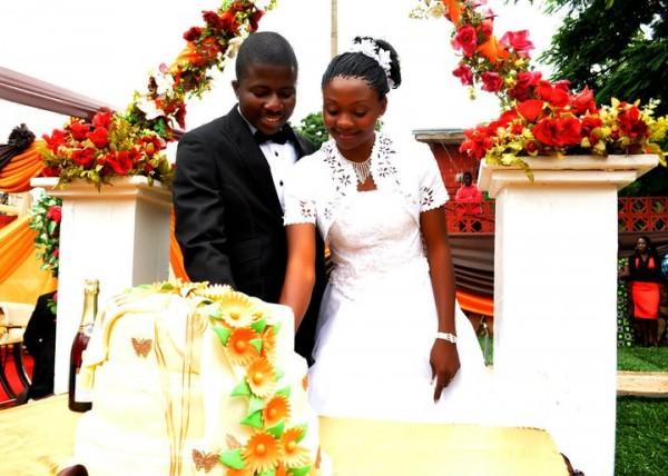 Jeremiah Gyang & wife - Ladi
