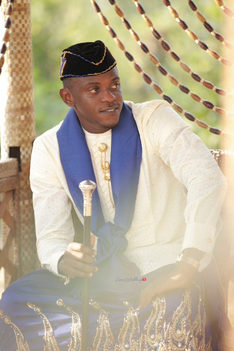 Loveweddingsng Eddie and Joe Nigerian Traditional Wedding13