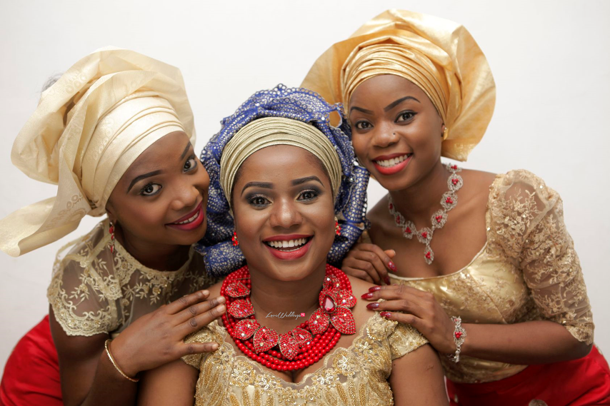 Loveweddingsng Eddie and Joe Nigerian Traditional Wedding18
