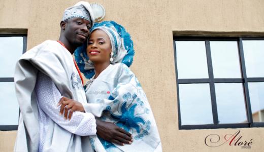 Loveweddingsng Joke and Dayo Nigerian Traditional Wedding Alore Studios2