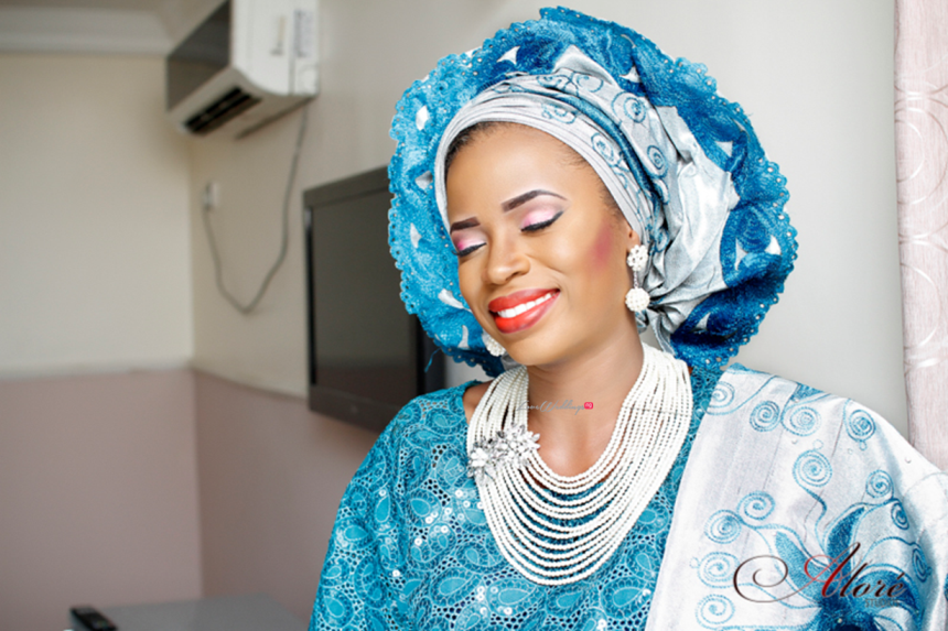 Loveweddingsng Joke and Dayo Nigerian Traditional Wedding Alore Studios7