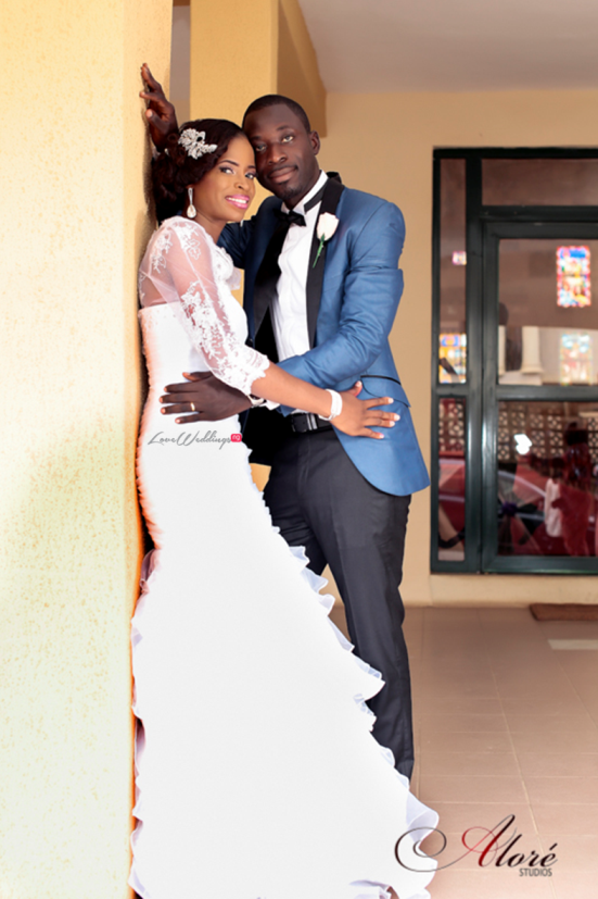 Loveweddingsng Joke and Dayo White Wedding Alore Studios3