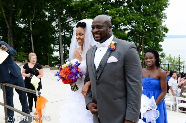 Nollywood Robert Peters weds Deborah Smalling Loveweddingsng1