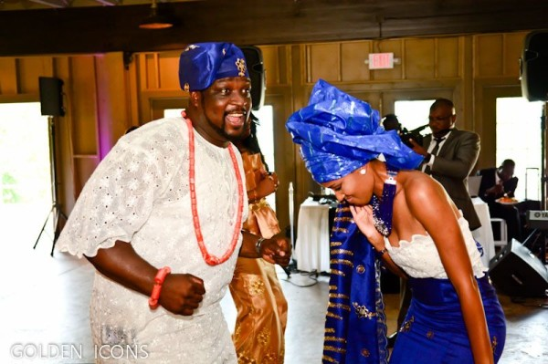 Nollywood Robert Peters weds Deborah Smalling Loveweddingsng9