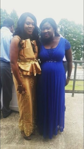 Robert Peters Wedding - Stella Damasus, Mercy Johnson