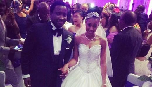 Sonnie Badu weds Anne-Marie Loveweddingsng feat