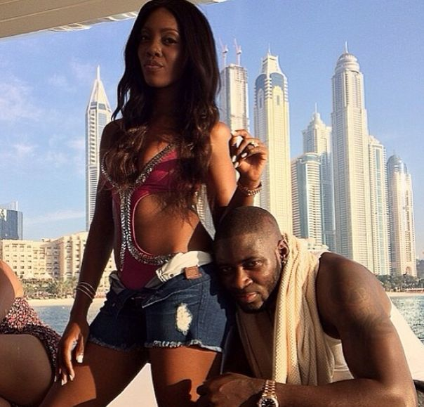 Tiwa Savage Tee Billz Loveweddingsng