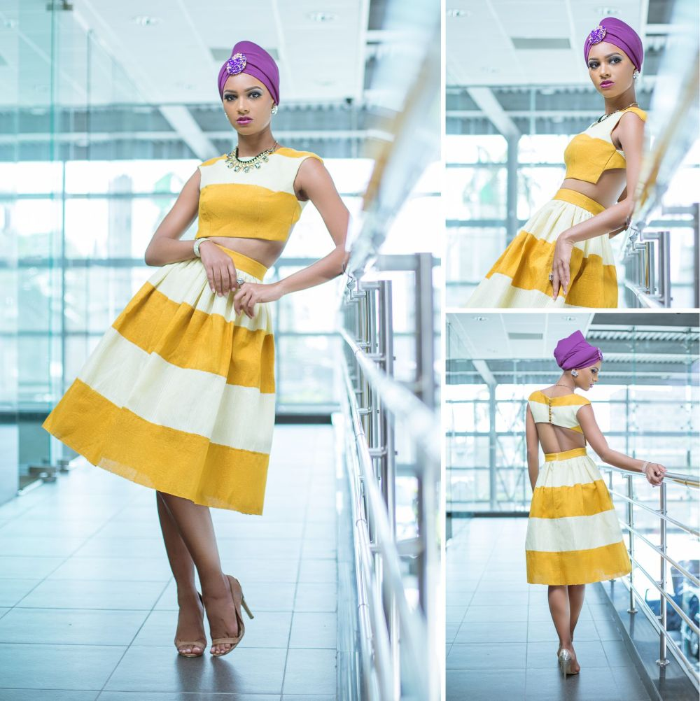 Ejiro Amos Tafiri - The Madame Collection Lookbook Loveweddingsng2