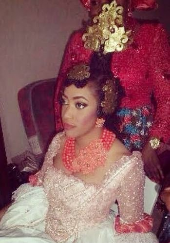 Koko Ita Giwa weds Chimaobi Loveweddingsng Traditional Wedding