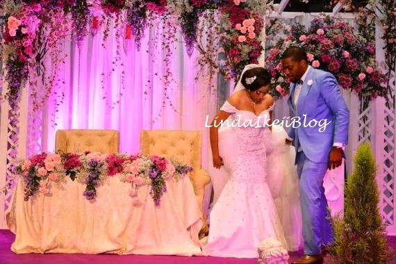 Koko Ita Giwa weds Chimaobi Loveweddingsng - White Wedding10