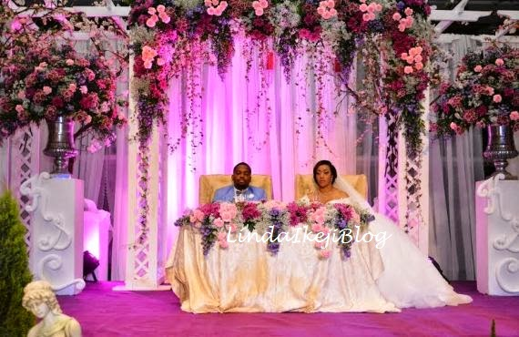 Koko Ita Giwa weds Chimaobi Loveweddingsng - White Wedding11