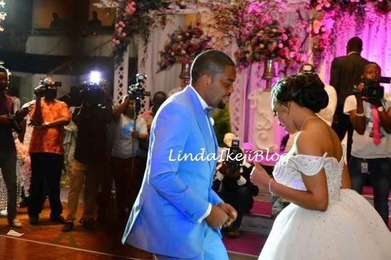 Koko Ita Giwa weds Chimaobi Loveweddingsng - White Wedding14