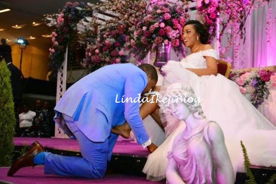 Koko Ita Giwa weds Chimaobi Loveweddingsng - White Wedding16