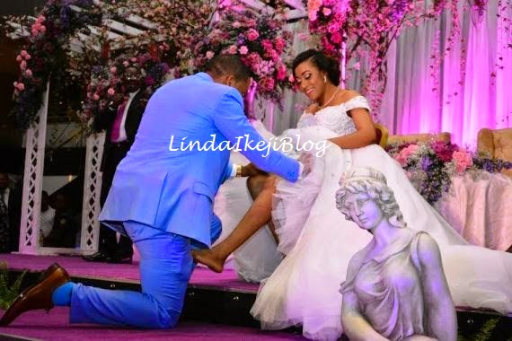 Koko Ita Giwa weds Chimaobi Loveweddingsng - White Wedding17