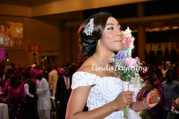 Koko Ita Giwa weds Chimaobi Loveweddingsng - White Wedding19